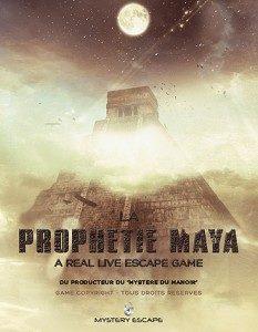Escape game Maya