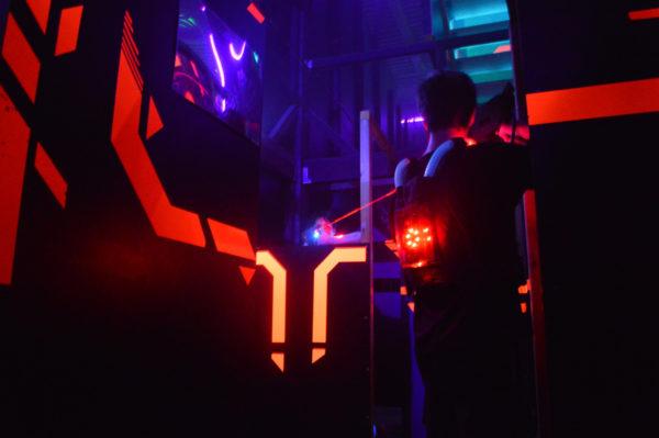Bon cadeau - Laser Game Evolution